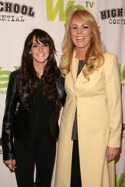 "Seriously McMillan's ""She So Ghetto"" ali lohan dina lohan"