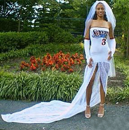 """Seriously McMillan's """"She So Ghetto"""" not to wear to wedding"""
