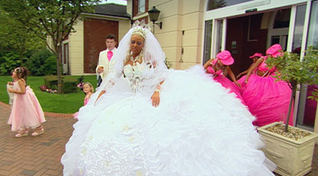 "Seriously McMillan's ""She So Ghetto""  wedding video uk"