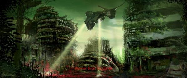 Concept Art for Terminator 4
