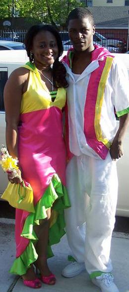 Ghetto Prom Dresses, Again.  She So Ghetto 5