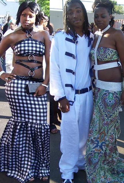 Ghetto Prom Dresses, Again. 1