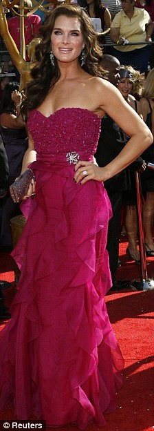 Brooke In Pink