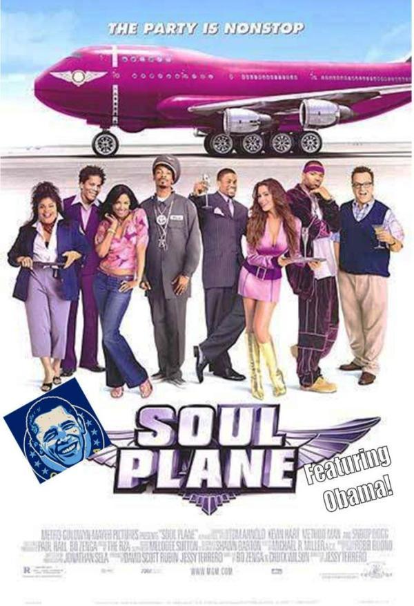 Obama Plane