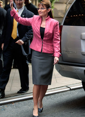 Palin In Pink