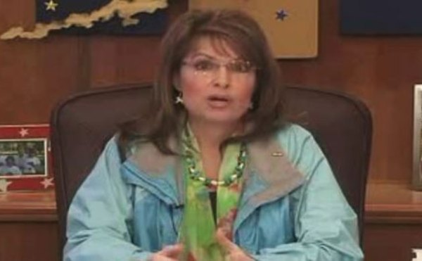 Sarah Palin In Duds