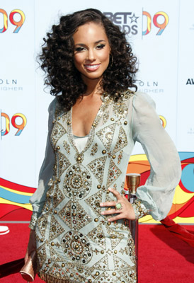 BET Awards 2009 Alicia Keys
