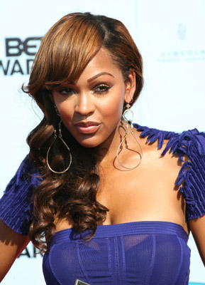 Meagan Good Resembles Megan Fox