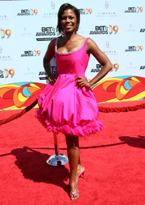 Omarosa @ BET Awards 2009