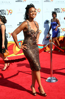 Tatyana Ali BET Awards 2009