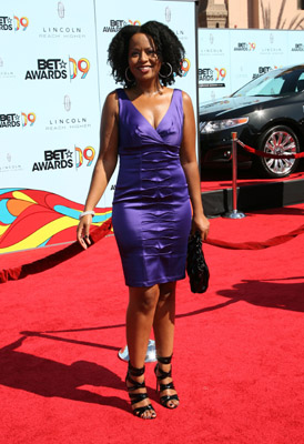 Tempestt Bledsoe BET Awards 2009